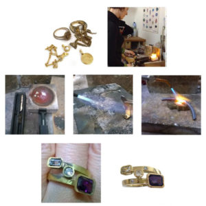 jewellery remodelling