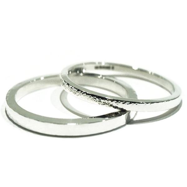 Chunky silver bangles