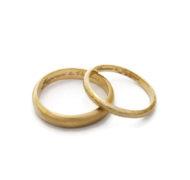 handmade wedding rings