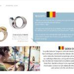 Schmuck magazin 2018 Saskia Shutt