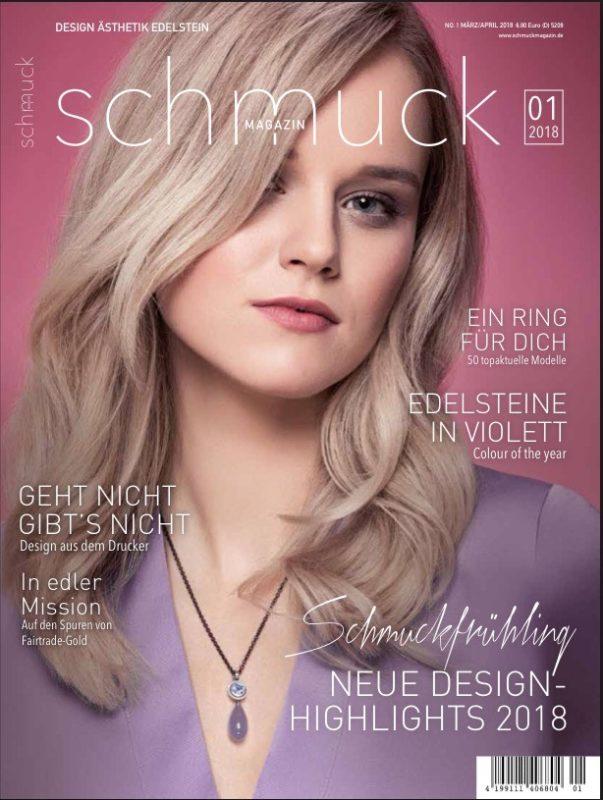 Schmuck Magazin 01 2018 Saskia Shutt
