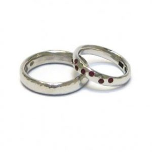 Saskia Shutt Wedding Rings